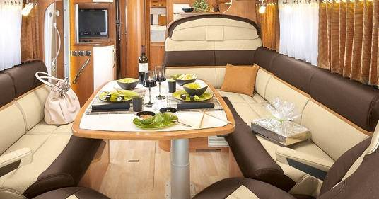 Rapido Serie 10 10000 dFH Design Edition - Interior