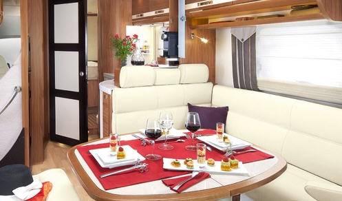 Rapido Serie 9 990 MHV Design Edition - Interior