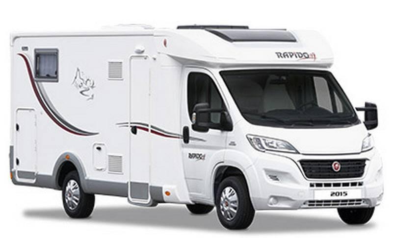 Rapido Serie 6 680 - Exterior
