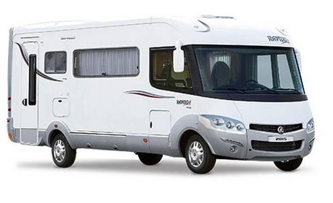 Rapido Serie 9 9048 DF Fiat ALKO / 35L / 130 - Exterior