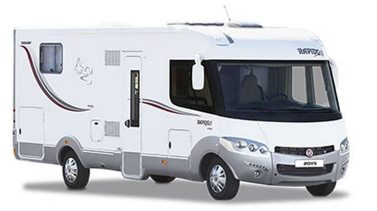 Rapido Serie 9 9060 DF Mobily - Design Edition - Exterior