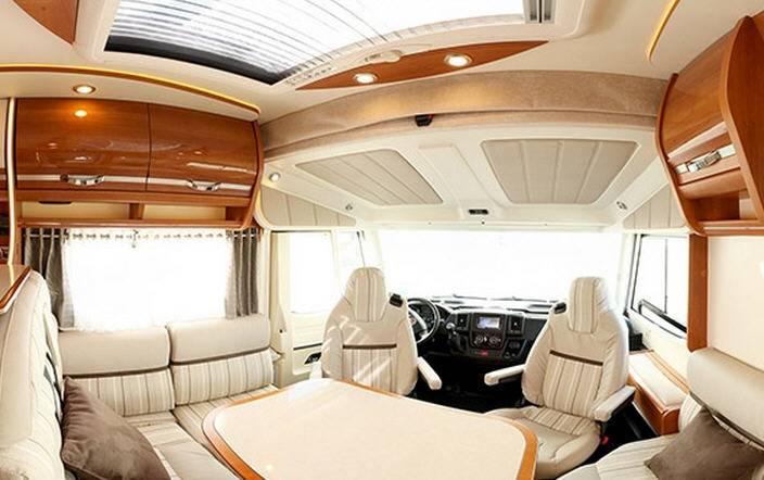 Rapido Serie 9 9066 DF Design Edition - Interior