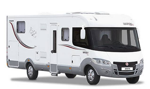 Rapido Serie 9 9000 DFH ALDE - Design Edition - Exterior