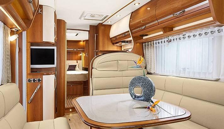 Rapido Serie 9 9000 DFH ALDE - Design Edition - Interior