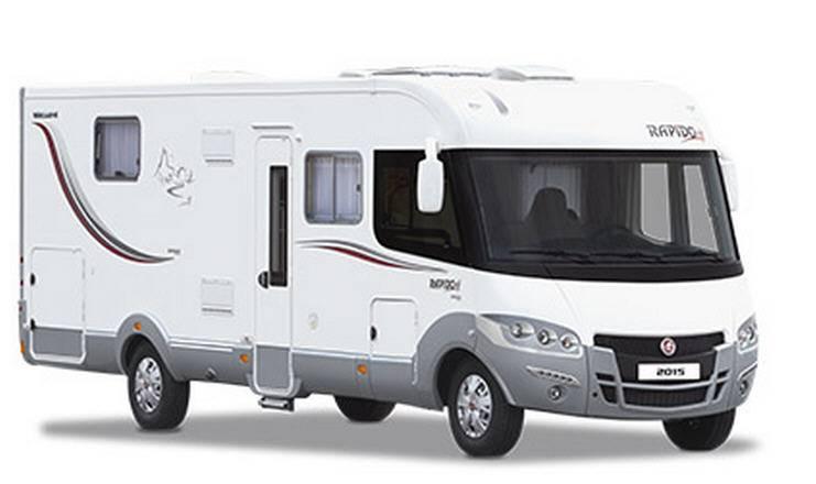 Rapido Serie 9 9005 DFH ALDE - Design Edition - Exterior