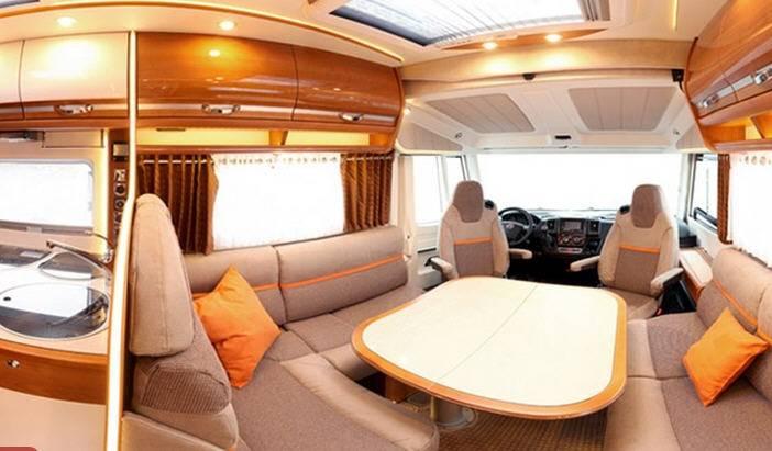 Rapido Serie 9 9005 DFH ALDE - Design Edition - Interior