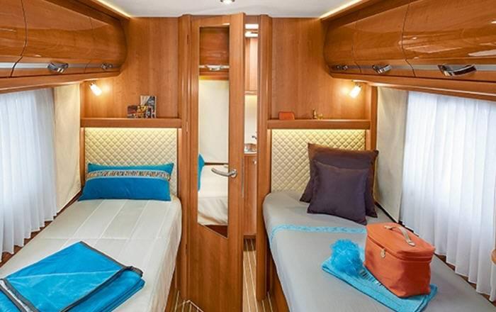 Rapido Serie 7 7065 FF Alde Design Edition - Interior