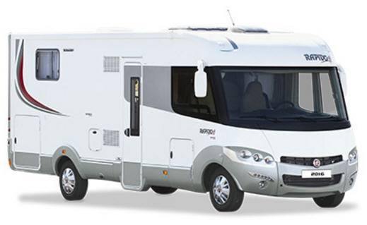 Rapido Serie 9 9060 dF Mobility - Exterior