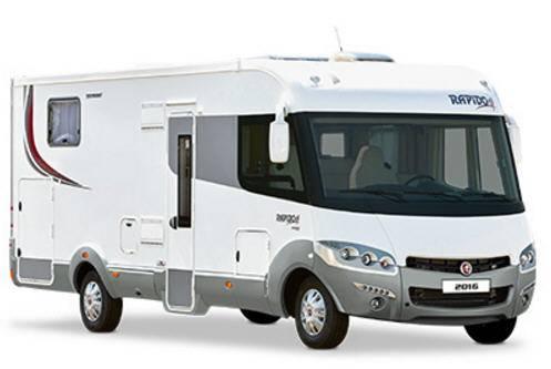 Rapido Serie 9 9090 dF - Exterior