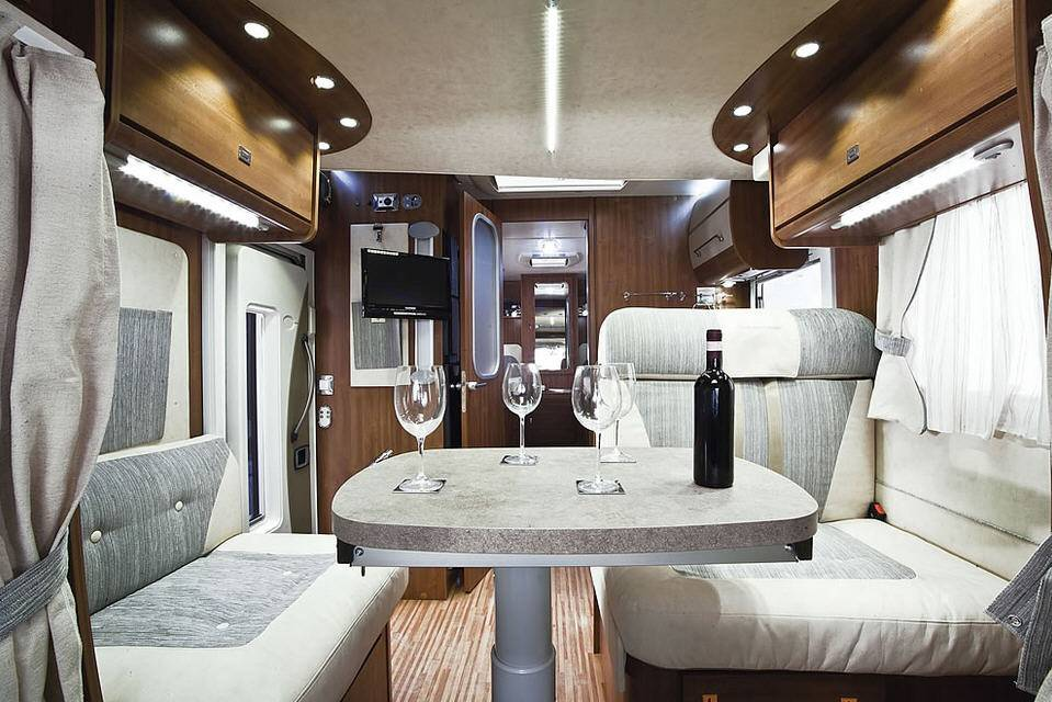 Rimor Sailer 69 PLUS - Interior
