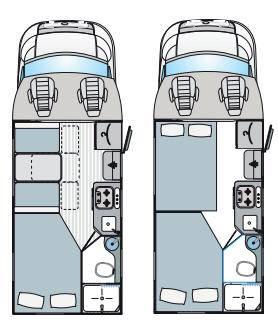 Rimor Seal 12P - Plano - Distribución
