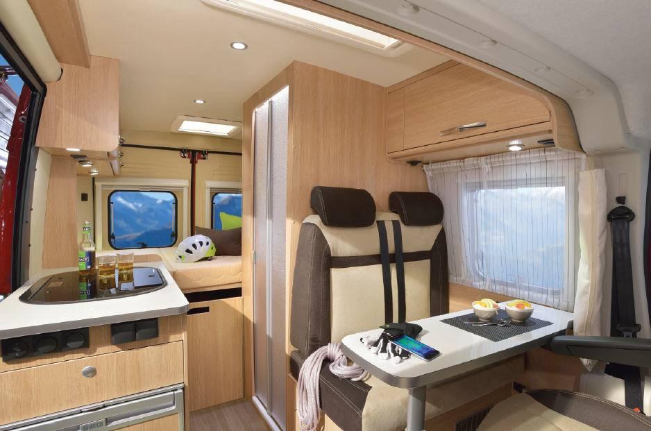 Roadcar R 540 - Interior
