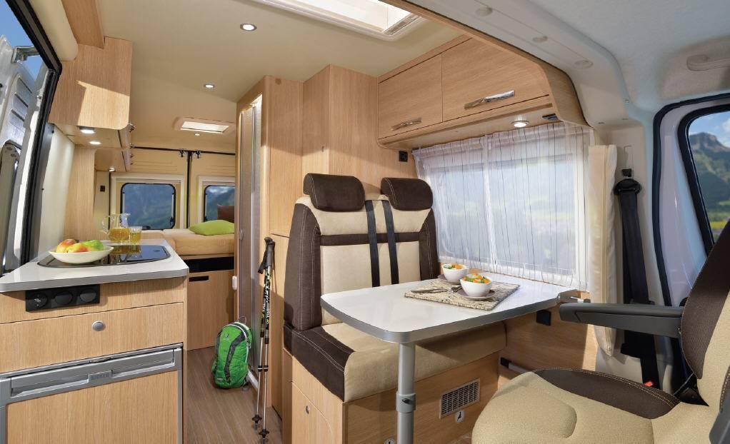 Roadcar R 640 - Interior