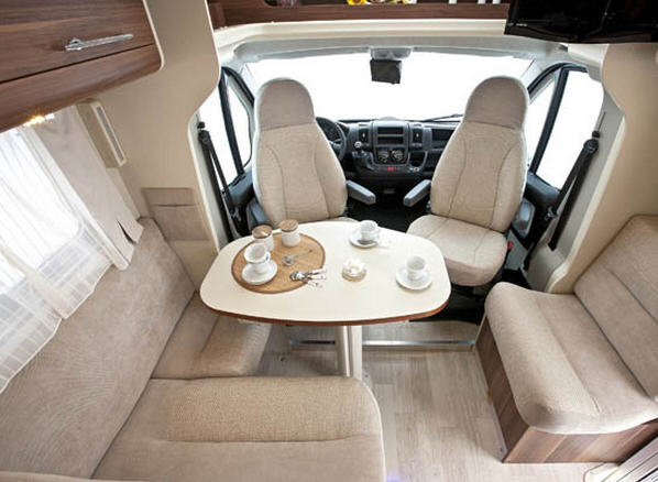 Roller Team T-LINE  XL M - Interior