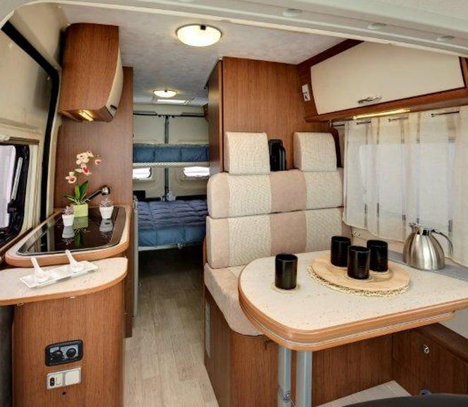 Roller Team LIVINGSTONE 5 ACTIVE - Interior