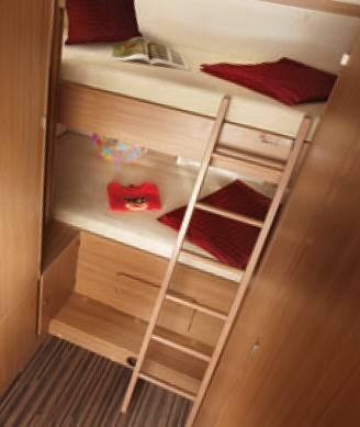 Sun Living Lido A 43 DK - Interior