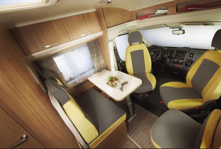 Sun Living Lido S 35 SP - Interior