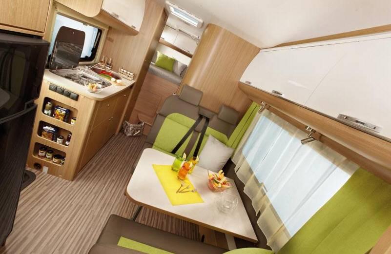 Sun Living Lido A49 DP - Interior