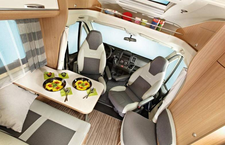 Sun Living Lido S45 SC-New - Interior