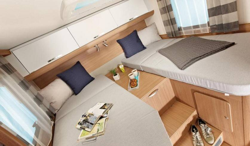 Sun Living Lido S 42 SL - Interior