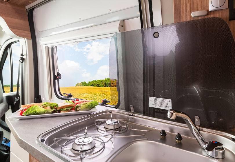 Weinsberg Carabus 541 MQ - Interior