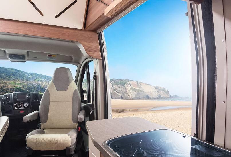 Weinsberg Carabus 601 MQ - Interior