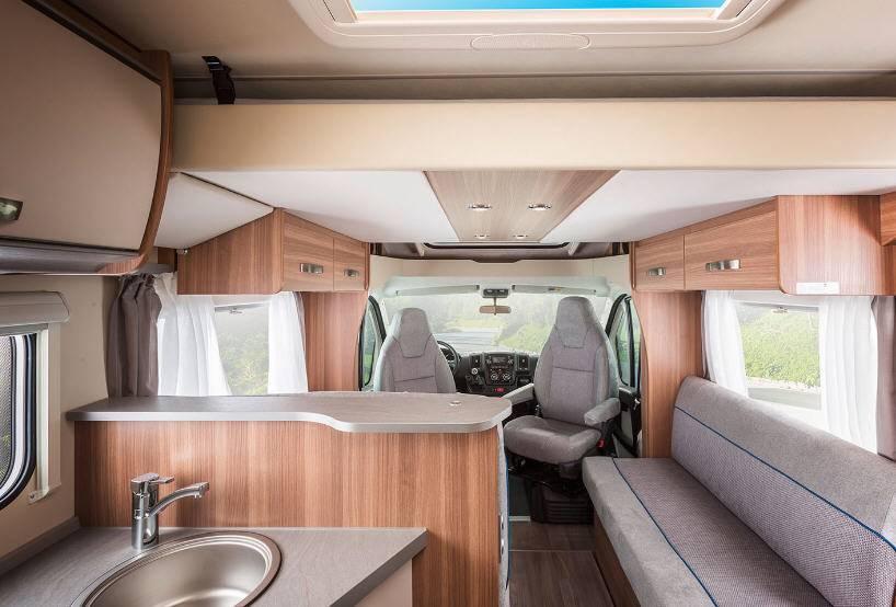 Weinsberg Caraflot 700 MXH - Interior