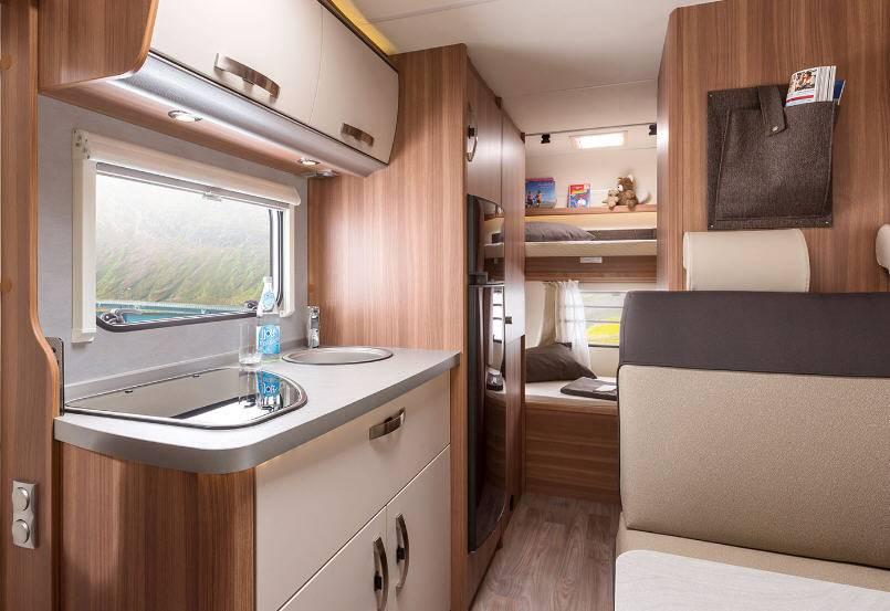Weinsberg Carahome 550MG - Interior
