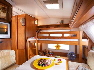Caravana hobby excellent 540 uk modelo de 2008 - Interior caravana ...