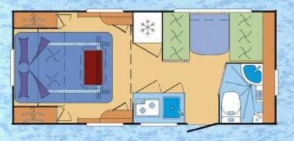 Across Arena 445LMA - Plano - Distribución