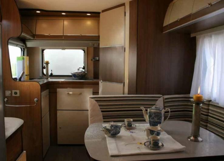 Across Luxor 505CP - Interior