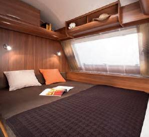 Adria Altea Altea 462 PK - Interior