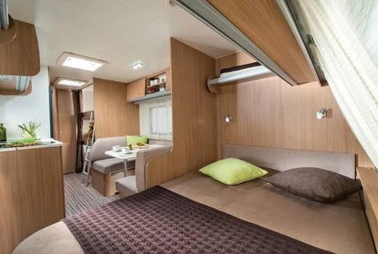 Adria Aviva Lite 370 CP - Interior
