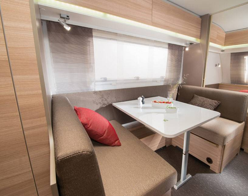 Adria Altea 392 PH - Interior