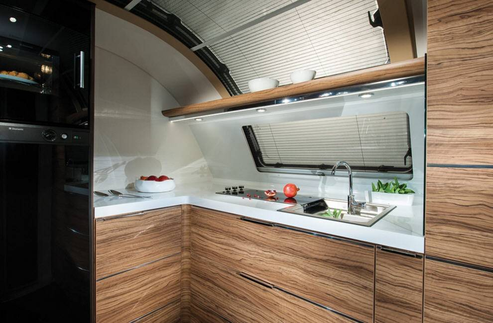 Adria Astella GLAM Edition 563 PU - Interior