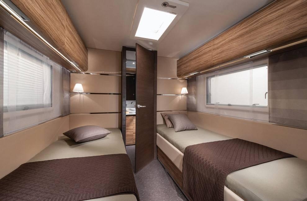 Adria Astella GLAM Edition 663 HT - Interior