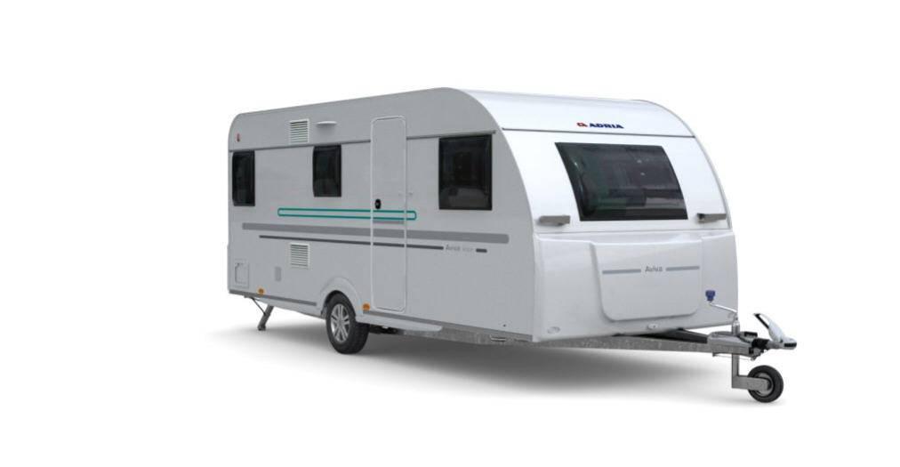 Exterior del modelo Adria Aviva 490 Cp