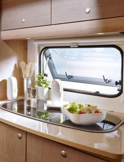 Bürstner Premio 385 TK - Interior
