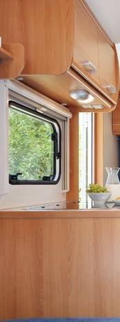 Caravelair ANTARES LUXE 400 - Interior