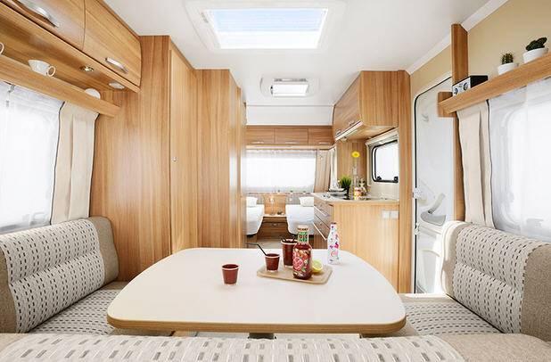 Caravelair ALLEGRA 450 - Interior