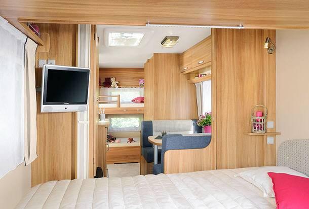 Caravelair ALLEGRA 486 - Interior