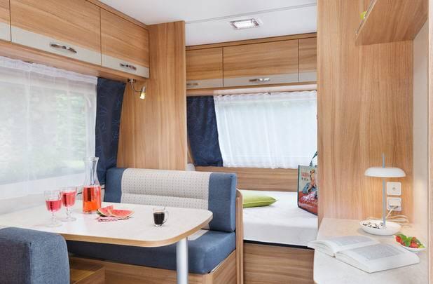 Caravelair Antares 400 - Interior