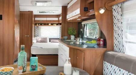 Caravelair Venicia Premium 480 - Interior