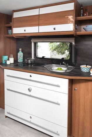 Caravelair Venicia Premium 550 - Interior