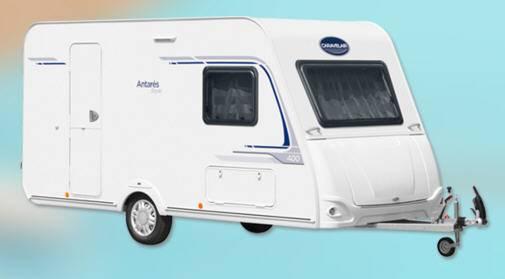 Exterior del modelo Caravelair Antares Style 400