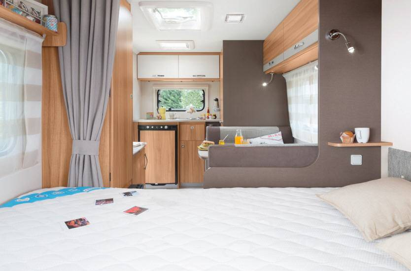 Caravelair Antares Style 400 - Interior