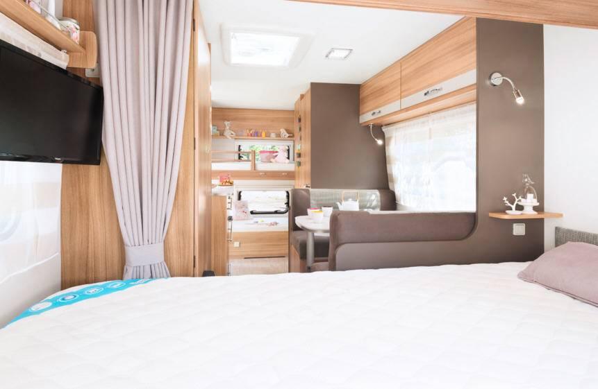Caravelair Antares Style 486 - Interior