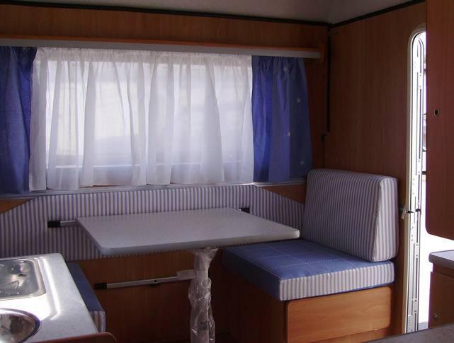 Destiny ESTEREL 34 DD - Interior