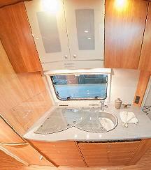 Dethleffs AERO STYLE 390-DB - Interior
