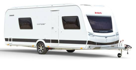 Dethleffs CAMPER 560-FR - Exterior